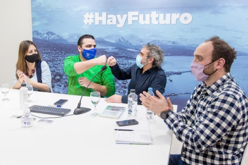 La Municipalidad de Ushuaia incorporo a Roberto Trujillo como coordinador de Desarrollo Sustentable